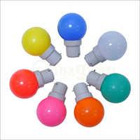 5 Watt Colourful LED Bulb