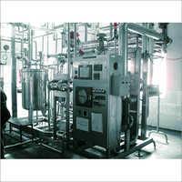 Ultra High Temperature Processing Plant