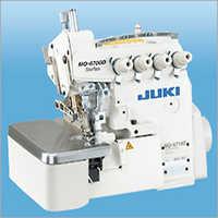 Overlock-Safety Stitch Machine