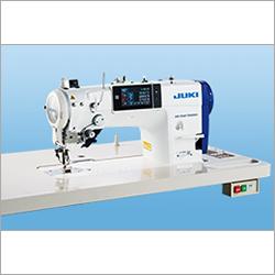 Digital Zigzag Stitch Sewing System