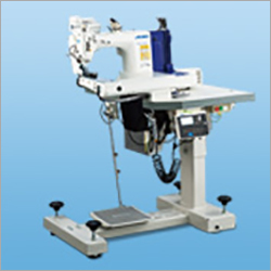 3-Needle Double Chainstitch Sewing System