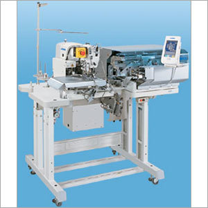 Automatic 1-Needle Belt-Loop Attaching Machine