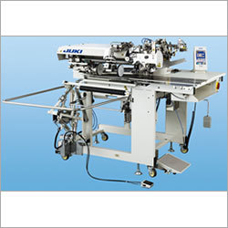 Lockstitch Automatic Welting Machine