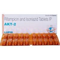 Rifampicin & Isoniazid Tablets