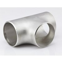 Stainless Steel Unequal Tee Buttweld Seamless