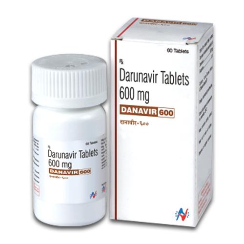 Darunavir Tablets