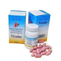 Efavirenz, Tenofovir & Emtricitabine Tablets