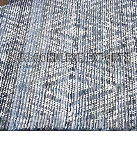 Ethnic & Elegant Indian Handmade Cotton Denim Rugs