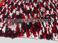 Exclusive Design Pure Cotton Indian Handmade Chindi Carpets