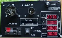 LED checkboard