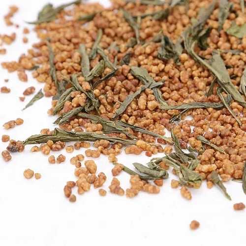 High Quality Genmaicha Tea Rice Green Tea Brown Rice Tea