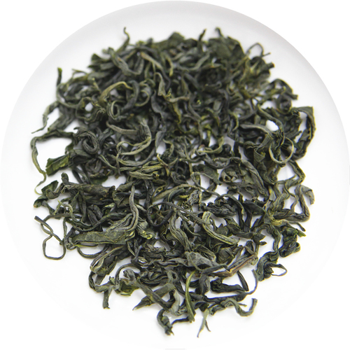 China Green Tea High Mountain Organic Green Tea Leaves