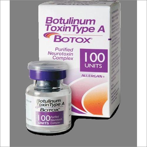 Botulinum Toxin Type A Botox Injection