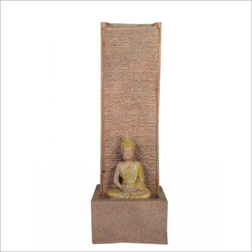 Lord Buddha Stone Looked Fountain