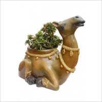 FRP Camel Planter