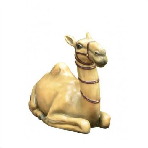 Fiber Camel Statue