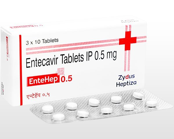 Entecavir Tablets