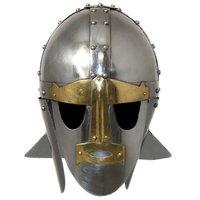 16th Century Sutton Hoo Anglo Saxon Armor Helmet ~ Medieval Helmet
