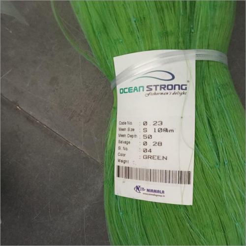 Green Fish Nets