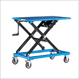 Scissor Trolley for Workshop Work