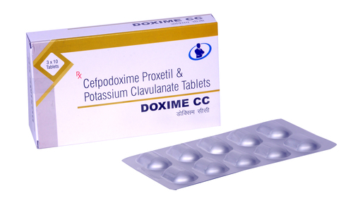 DOXIME-CC TABLETS