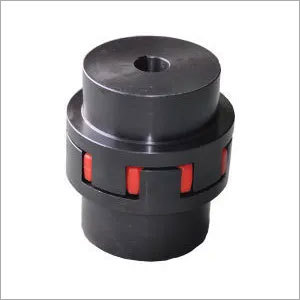 Curved  Jaw Coupling mild steel
