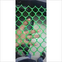 Industrial Green Plastic Mesh