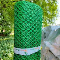 Weldfab Green Plastic Mesh