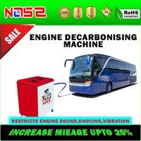 Rajura Hydro Oxy Vehicle Carbon Cleaning Machine