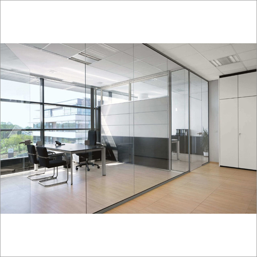 Glass Partition Wall System