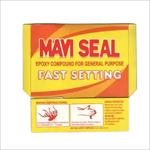 Mavi Seal Epoxy Compound