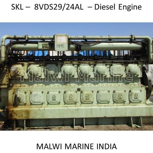 SKL-8VDS29/24AL-6VDS29/24AL-8VD26/20AL-6VD26/20AL-8NVD48A-6NVD48A MARINE DIESEL ENGINE