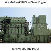 YANMAR-6N280L-8N280L-EN-SN-UN-EV-SV-UV MARINE DIESEL ENGINE