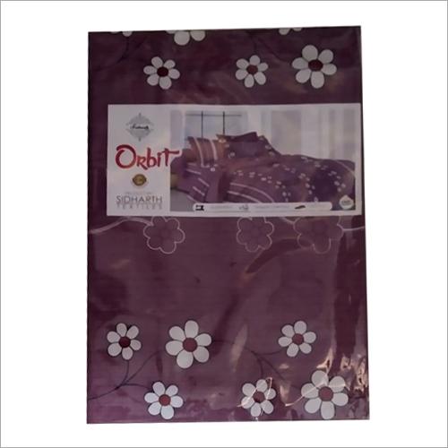 Floral Printed Bedsheet