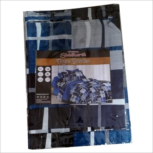 Check Printed Bed Sheet