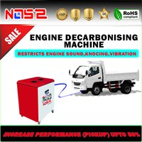 Nagbhid Hho Car Engine Decarbonising Machine
