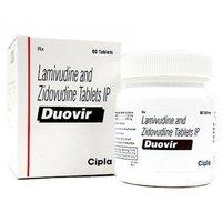 Lamivudine and Zidovudine Tablets