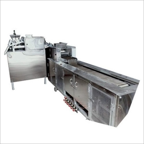 Automatic L Type Chapati Machine