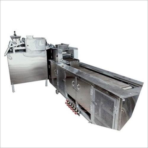 Automatic L Type Chapati Machine