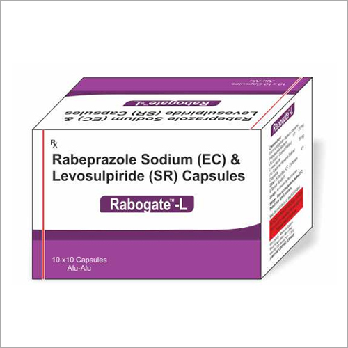 Rabeprazole Sodium And Levosulpiride Capsules