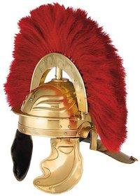 Brass Medieval Armor ROMAN IMPERIAL GALLIC HELMET