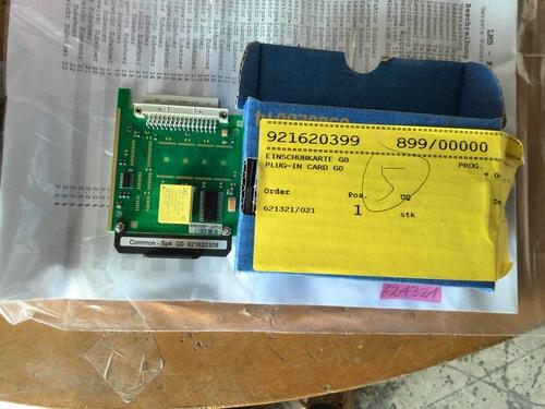 Liebherr Plug In Card 921620399