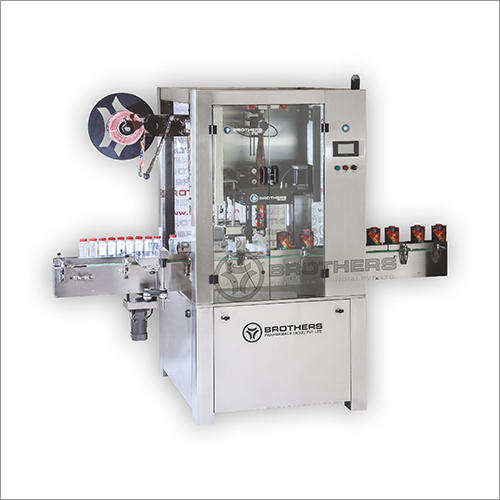 Sleeving Machine for Shrink Label Inserting with Heating Tunnel