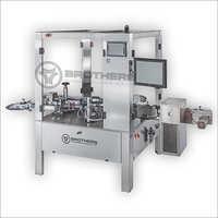 Automatic Linear Sticker Labelling Machine