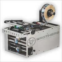 Semi Automatic Horizontal Sticker Labelling Machine