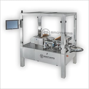 Automatic Rotary Combi Ampoule Vial Labelling Machine