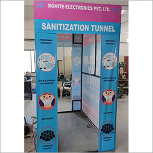 Sanitization Tunnel