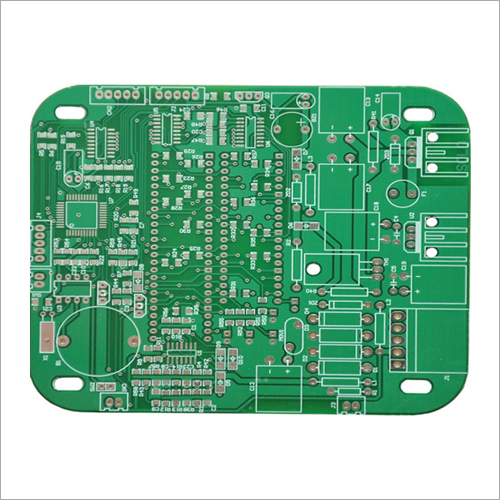 Double Side PCB With Green Mask