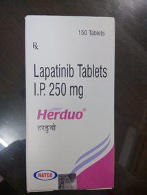 Lapatinib 250