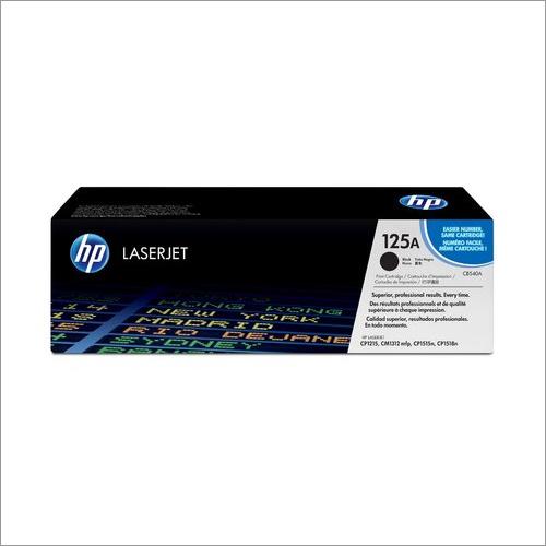 HP 125A Black Laserjet Toner Cartridge